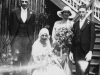 The Ferris-Lane wedding